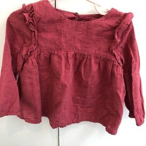 Target blouse 2T